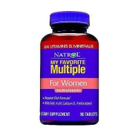 Natrol my favorite womens multiple multivitamin tablets for women - 90 ea