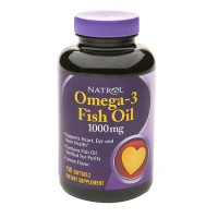 Natrol omega3 fish oil 1000 mg softgels - 150 ea