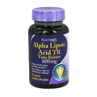 Natrol Alpha Lipoic Acid TR Time Release 600mg - 45 Tablets