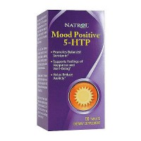 Natrol mood positive 5-HTP tablets - 50 ea
