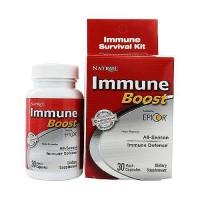 Natrol immune boost featuring epico capsules - 30 ea