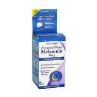 Natrol Advanced Sleep Melatonin 10 mg Maximum Strength Tablets - 60 ea