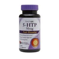 Natrol 5-HTP Natural Wild Berry Fast 50mg Dissolve - 30 ea