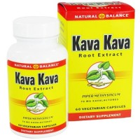Natural Balance Kava Root Extract 70 Mg Vegetarian Capsules - 60 Ea