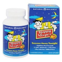 Natural Balance Happy Sleeper capsules  - 60 ea