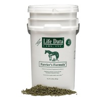 Life Data Labs farriers formula hoof supplement - 44 pound pail, 1 ea