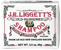 JR liggetts old fashioned shampoo bar - 3.5 oz