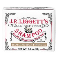 Jr liggetts old-fashioned shampoo bar, damaged hair formula - 3.5 oz