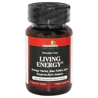 Futurebiotics living energy tablets with standard panax ginseng - 75 ea