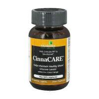 Futurebiotics cinnacare with cinnulin PF and GlucActive, 60 capsules