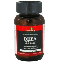 Futurebiotics Pharmaceutical Grade DHEA 25 mg  - 75 Veg capsules