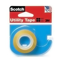 Scotch Utility Tape, 1/2 X 700 Inches - 1 ea