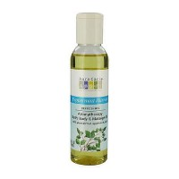 Aura Cacia Aromatherapy bath, body and massage oil, Peppermint Harvest - 4 oz