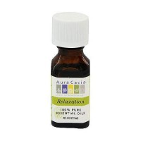 Aura Cacia Aromatherapy relaxing citrus pure essential oils, 0.5 0z