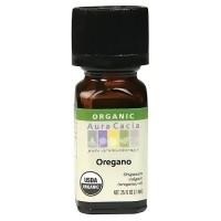 Aura Cacia aromatherapy 100% organic essential oil, Oregano - 0.25 oz