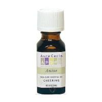 Aura Cacia 100% pure essential oil anise seed (pimpinella anisum) - 0.5 oz