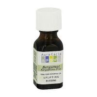 Aura Cacia 100% pure essential oil, Bergamot free (citrus bergamia) - 0.5 oz