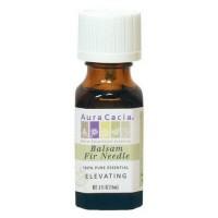 Aura cacia elevating essential oils, balsam fir needle - 0.5 oz
