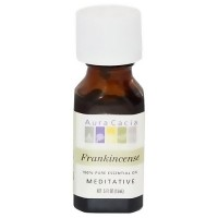 Aura Cacia Frankincense Essential Oil, Meditative Frankincense, 0.5 oz