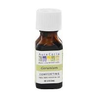 Aura Cacia 100% pure essential oil Geranium (pelargonium graveolens) - 0.5 oz