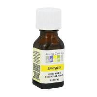Aura Cacia Aromatherapy energize essential oils, 0.5 oz