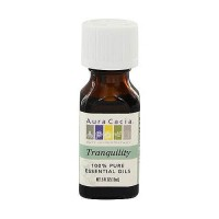 Aura Cacia Aromatherapy tranquility essential oil blends, 0.5 oz