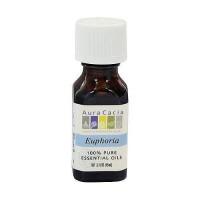 Aura Cacia Aromatherapy Euphoria essential oils, 0.5 oz