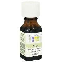 Aura Cacia 100% pure essential oil bay (pimenta racemosa) - 0.5 oz