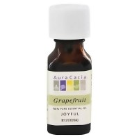 Aura Cacia Joyful Essential, Grapefruit - 0.5 oz