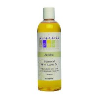 Aura Cacia Natural Skin Care Oil Balancing Jojoba - 16 Oz