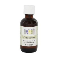 Aura Cacia Exhilarating Eucalyptus 100% Pure Essential Oil - 2 Oz
