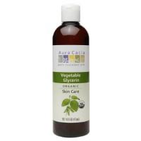 Aura cacia body oil og2 veg glycerin - 16 oz