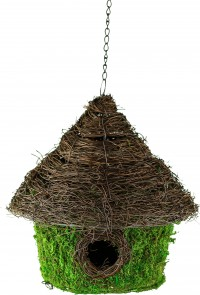 Syndicate Sales, Inc. birdhouse round - 10 in, 4 ea