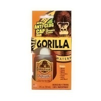 Gorilla Glue Adhesive With Anti Clog Cap - 2 oz