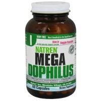 Natren megadophilus dairy free capsules - 60 ea
