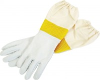 Miller Mfg Co Inc P little giant beekeeping gloves with padded vent - large, 3 ea