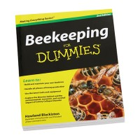 Miller Mfg Co Inc P beekeeping for dummies book - 358 pages, 6 ea