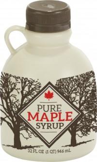 Miller Mfg Co Inc P maple syrup bottle 6pk - pt/6pk, 6 ea