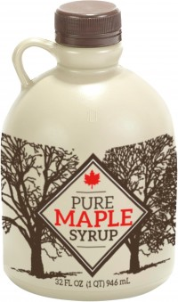 Miller Mfg Co Inc P maple syrup bottle 3pk - quart/3pk, 6 ea