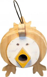 Welliver Outdoors welliver stacks chicken bird house - 4 ea