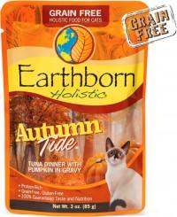 Earthborn earthborn grain-free cat pouch autumn tide - 3 ounce, 24 ea