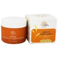 Earth Science Intensive Night Creme, Apricot - 1.65 oz
