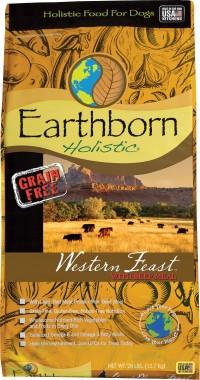 Earthborn earthborn western feast dog food - 28 lb, 1 ea