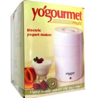 Yogourmet multi electric yogurt maker for homemade yogurt - 1 ea
