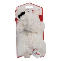 Multipet International lamb chop dog toy - 6 inch, 72 ea