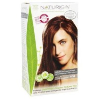 Naturigin 100percentage permanent hair colour medium copper blonde 6.34 - 3.9 oz.