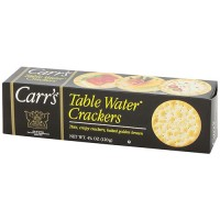 Carrs table water crackers - 4.25 oz