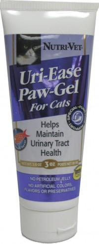 Nutri-Vet Wellness Llc D uri-ease paw gel for cats - 3 ounce, 6 ea