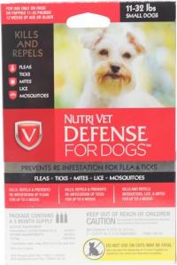 Nutri-Vet Wellness Llc D defense for dogs - 11-32 lb, 72 ea
