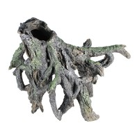 Poppy Pet sunken driftwood roots - 15x8x12, 6 ea